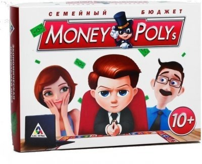 MONEY POLYS. Семейный бюджет