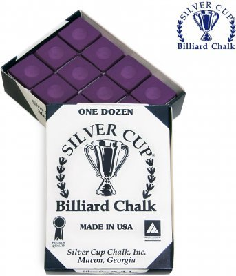 Мел Silver Cup Plum 12шт.