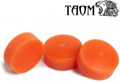 Наклейка для кия Taom 2.0 Break&Jump Orange ø14мм 1шт.